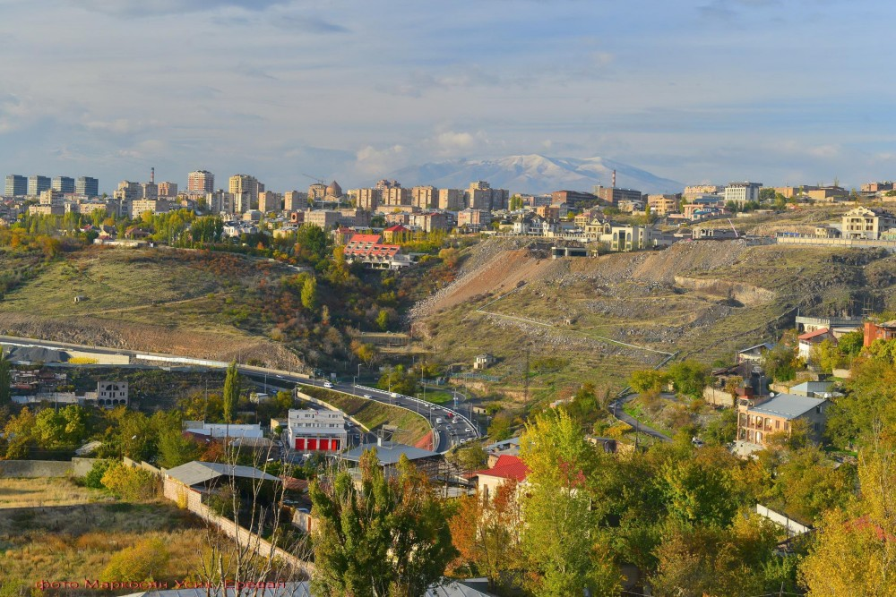 Фото Маркосян Усик, Ереван, 2