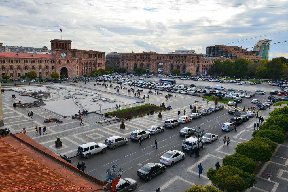 Фото Маркосян Усик, Ереван....