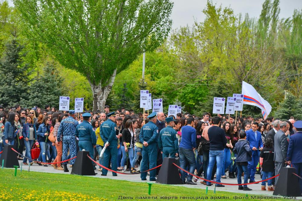 фото, Маркосян Усик,  День памяти, жертв геноцида армян (17)
