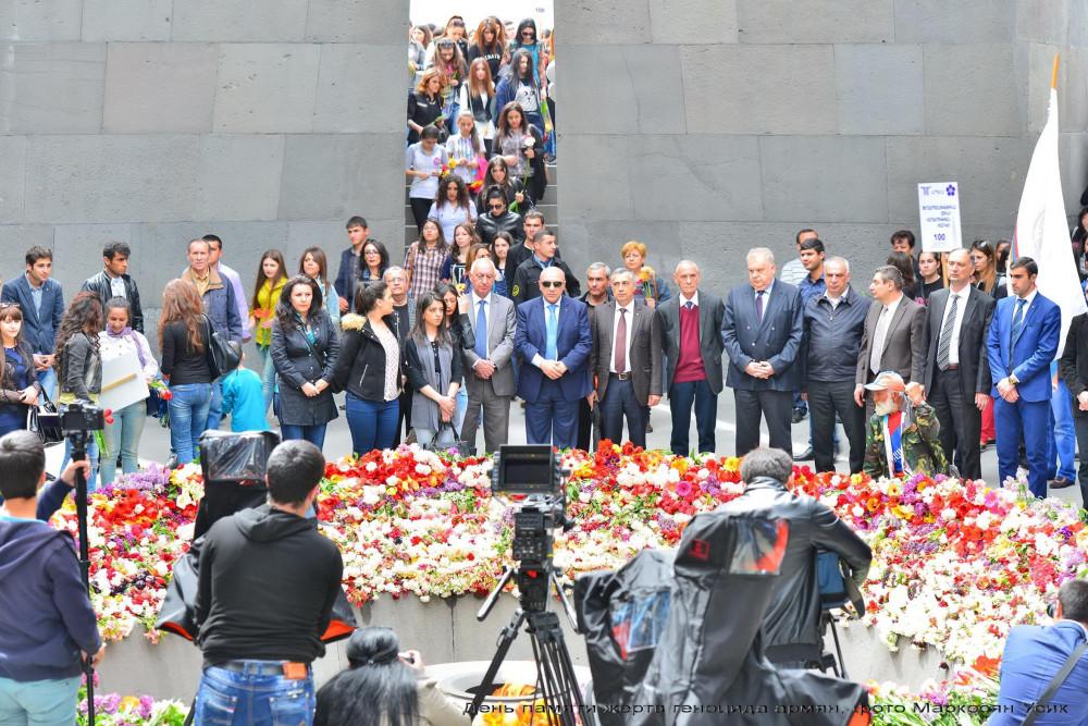 фото, Маркосян Усик,  День памяти, жертв геноцида армян (13)