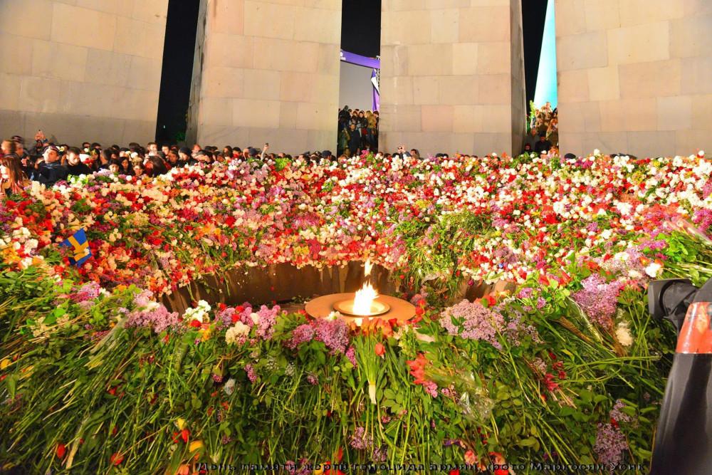 фото Маркосян Усик,  День памяти жертв геноцида армян 1