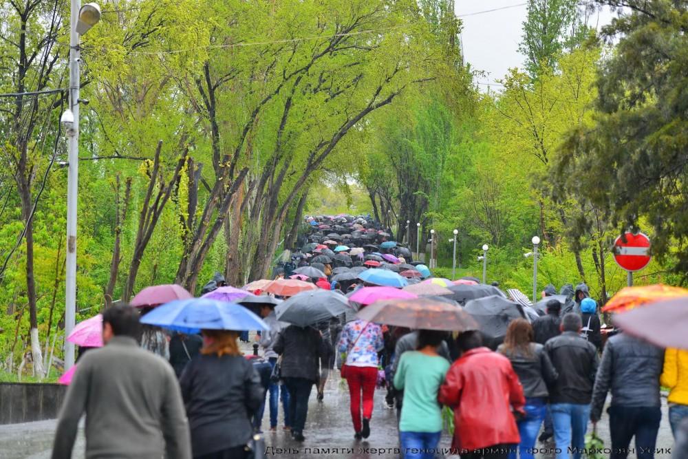фото, Маркосян Усик,  День памяти, жертв геноцида армян (4)