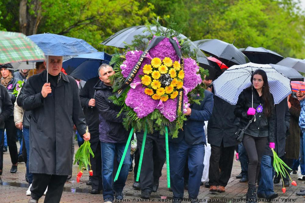 фото Маркосян Усик,  День памяти жертв геноцида армян (36)