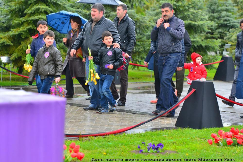 фото Маркосян Усик,  День памяти жертв геноцида армян (31)