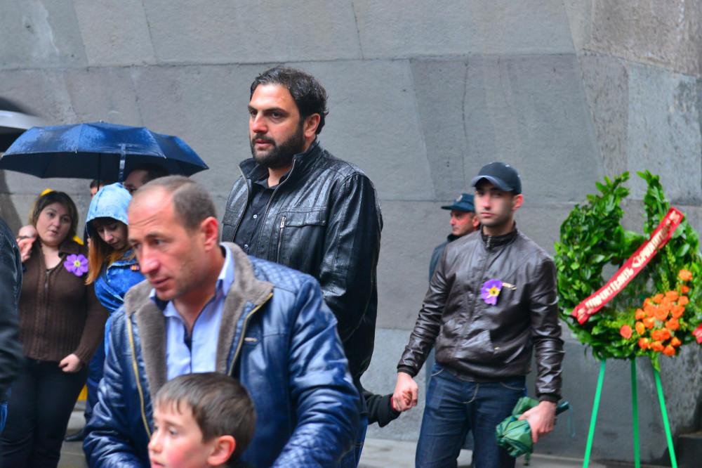 фото Маркосян Усик,  День памяти жертв геноцида армян (13)
