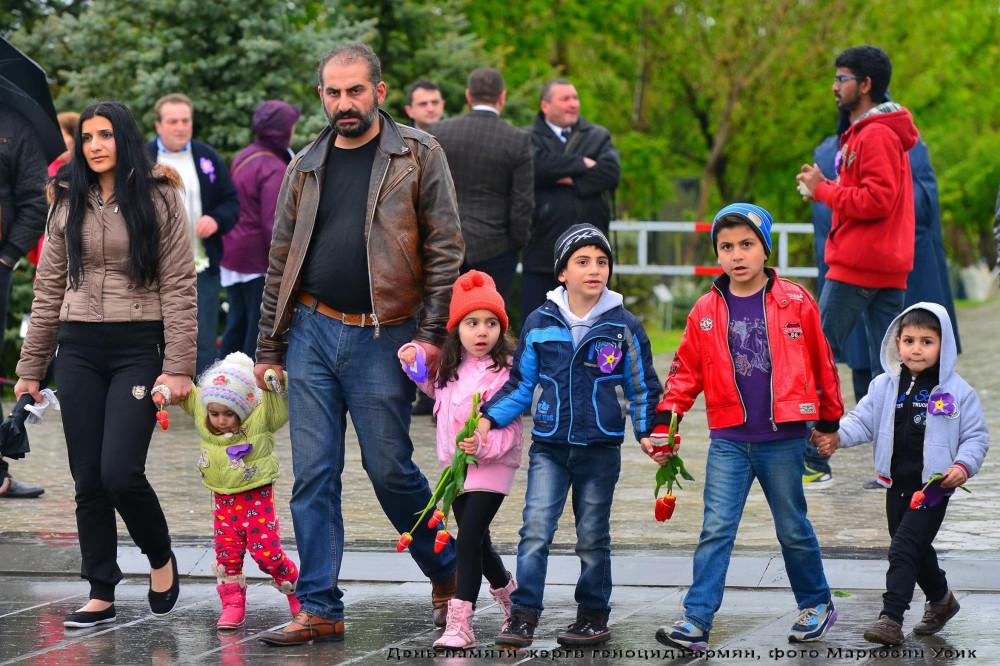 фото Маркосян Усик,  День памяти жертв геноцида армян (23)
