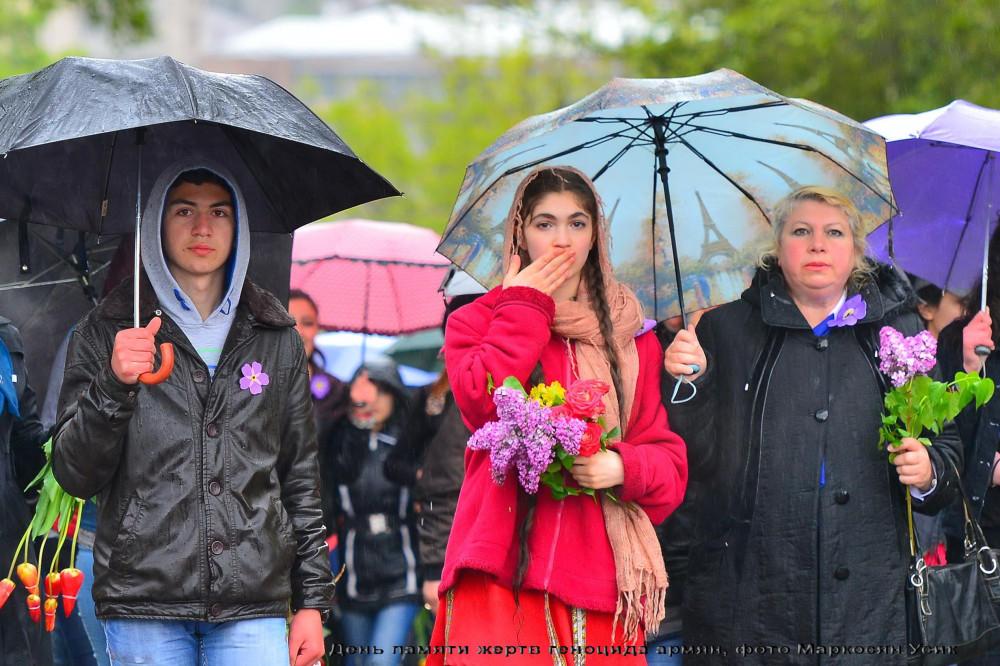 фото, Маркосян Усик,  День памяти, жертв геноцида армян (2)