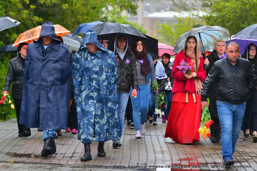 фото, Маркосян Усик,  День памяти, жертв геноцида армян (3)