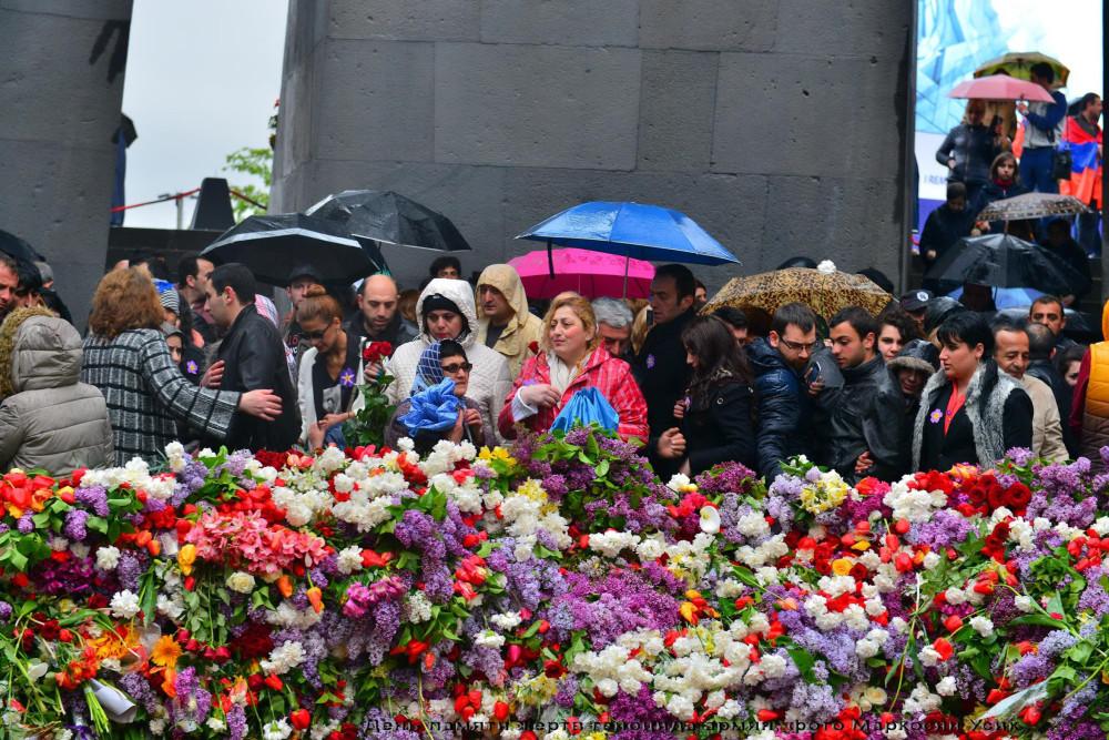 фото Маркосян Усик,  День памяти жертв геноцида армян 3447