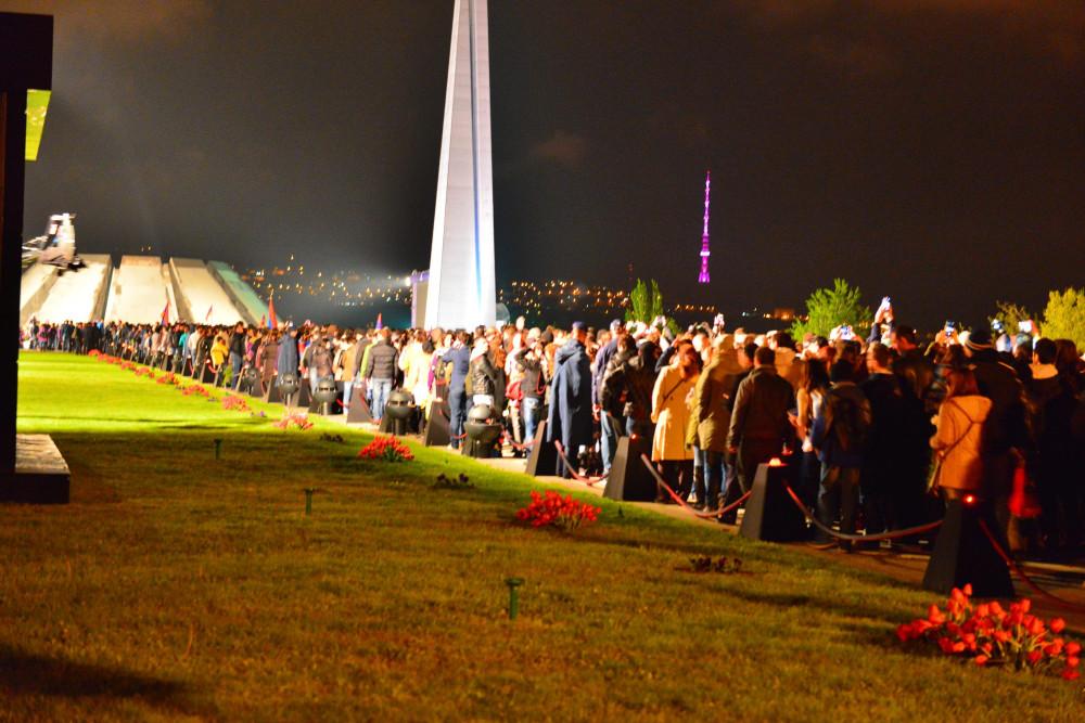 фото Маркосян Усик,  День памяти жертв геноцида армян 11
