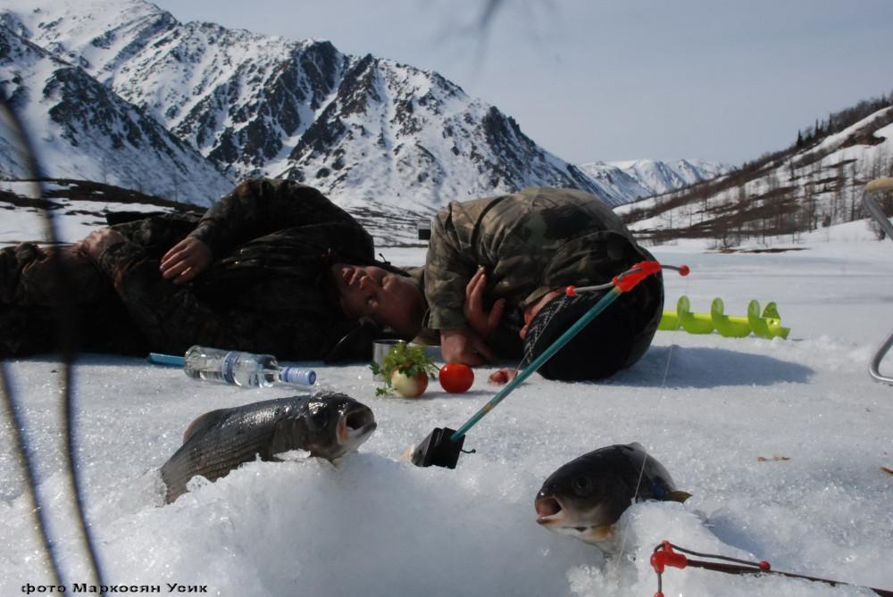 пьяные рыбаки Маркосян Усик