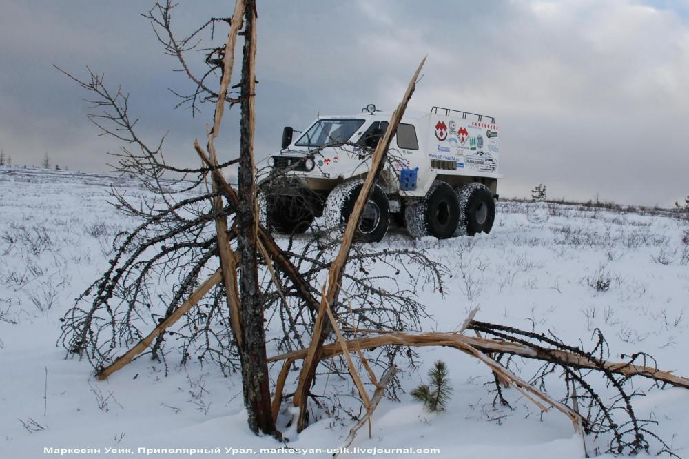 Фото, Маркосян Усик, Трэкол, Приполярный Урал21