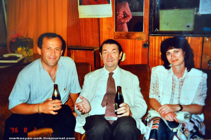 фото Маркосян Усик 1996