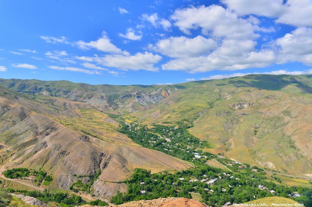 Таратумб Армении, Маркосян Усик