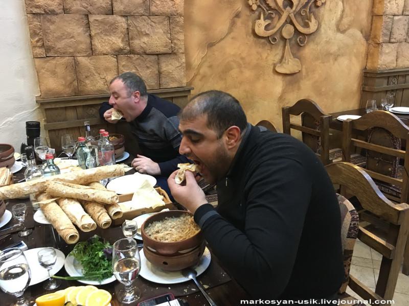 Армянский хаш фото Маркосян Усик--