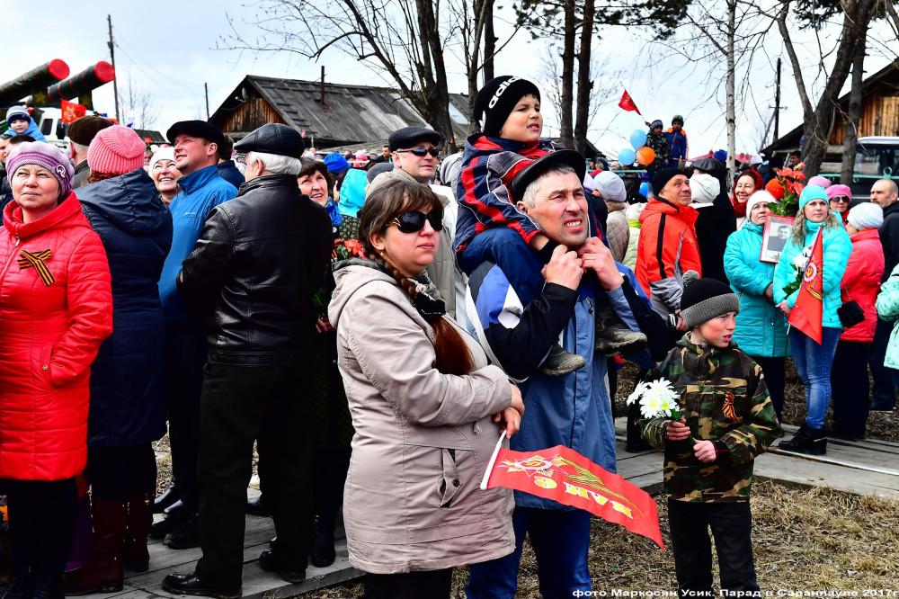 фото Маркосян Усик. Деревенский парад в Саранпауле 2017г1.