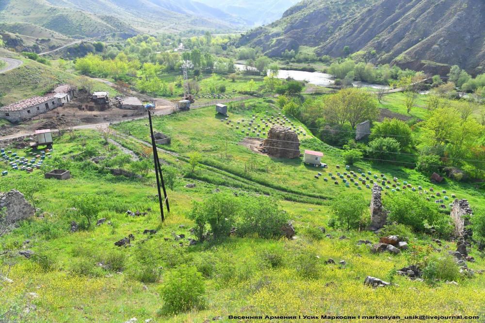 Весенняя Армения,  Усик Маркосян, Հուսիկ Մարկօսյան, -