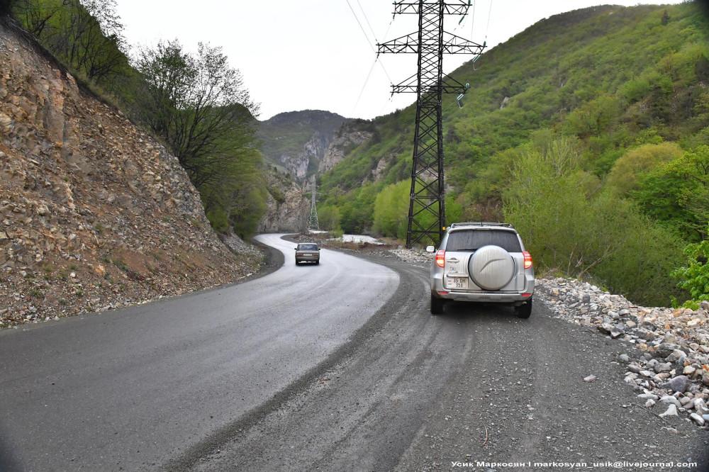 Весенняя Армения, Усик Маркосян, Հուսիկ Մարկօսյան,1.-