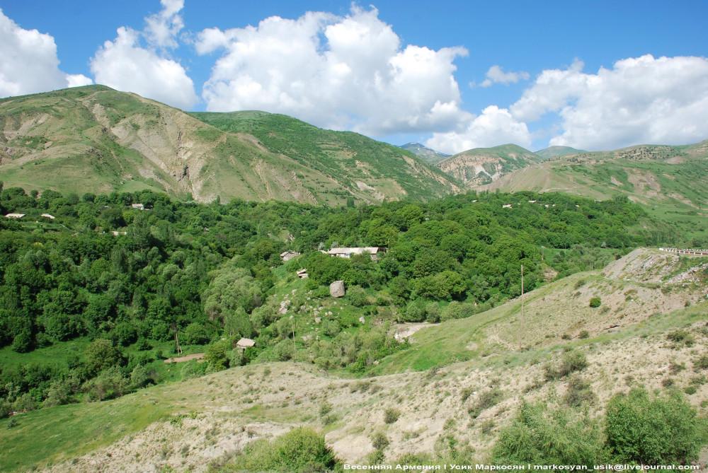 Весенняя Армения, Усик Маркосян, Հուսիկ Մարկօսյան,.