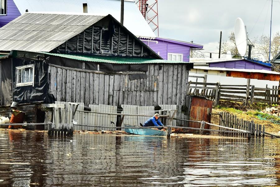 наводнение в Саранпауле. фото Усик Маркосян..00