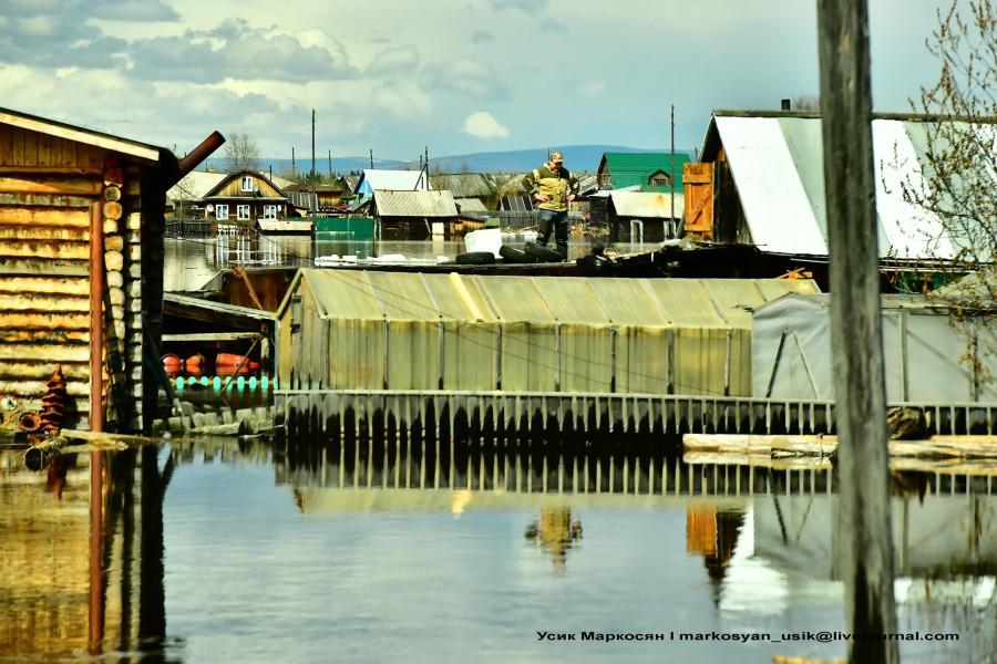наводнение в Саранпауле. фото Усик Маркосян-=0