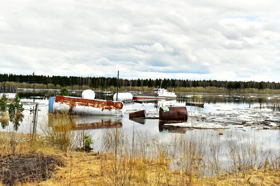 наводнение в Саранпауле. фото Усик Маркосян--00