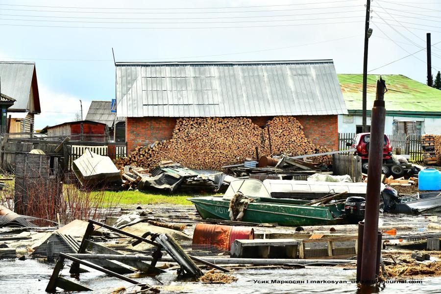 наводнение в Саранпауле. фото Усик Маркосян1.1