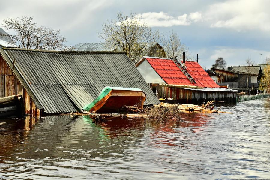 наводнение в Саранпауле. фото Усик Маркосян ..