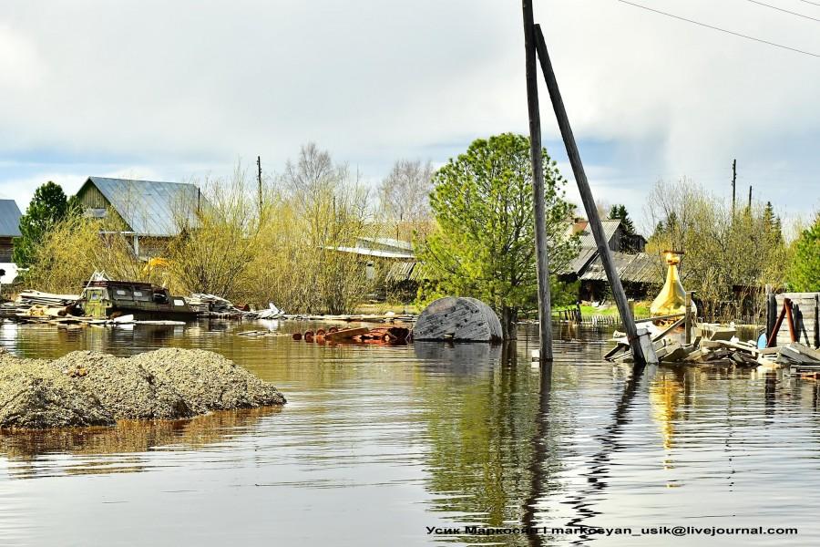наводнение в Саранпауле. фото Усик Маркосян.1