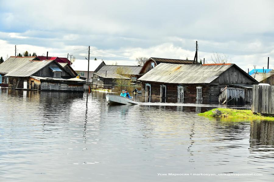 наводнение в Саранпауле. фото Усик Маркосян.-11
