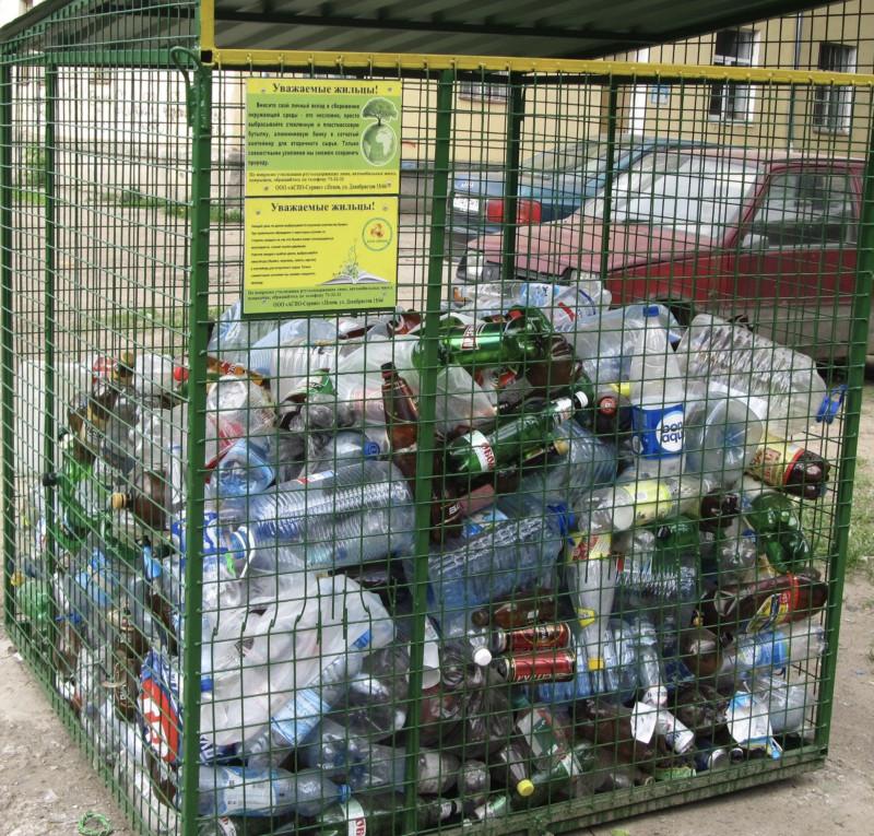 Моя борьба с пластиковой тарой
