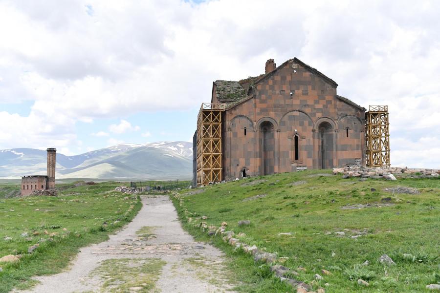 Ани - древняя столица Армении