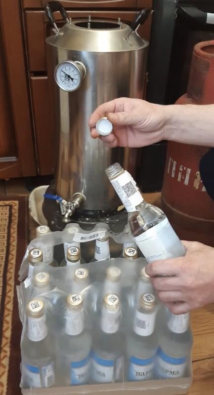 Изготовления антисептика против коронавируса в домашних условиях