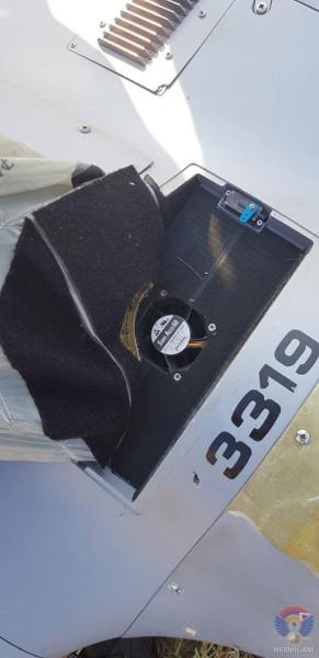 Армяне снова сбили израильский супер-пупер беспилотник Орбитер-3