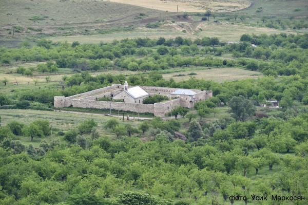Церкви и монастыри в Арцахе (Нагорный Карабах)