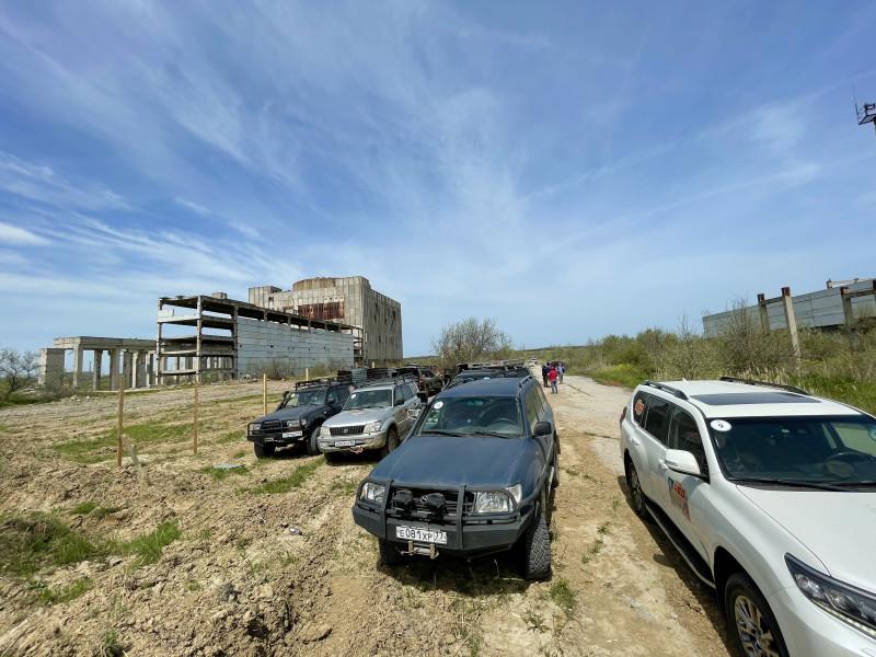 Крымская недостроенная и заброшенная АЭС