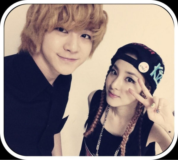 mir and jei really dating