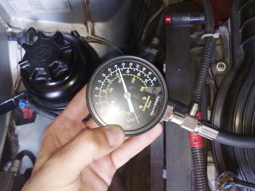 Фото №4 - разная компрессия в цилиндрах ВАЗ 2110 что делать