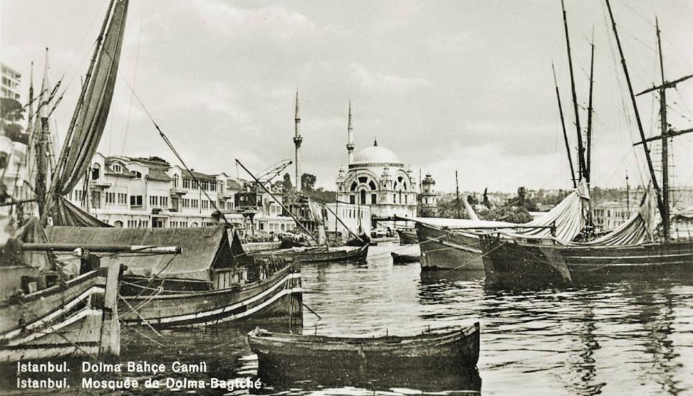 Старые фото Стамбула