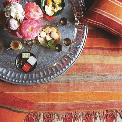 moroccan-metal-tray-moroccan-rug copy