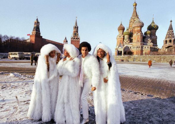 Бони М в Москве1