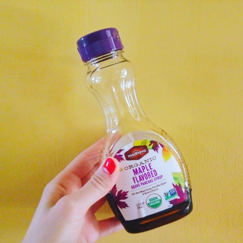 Maroosya кленовый сироп