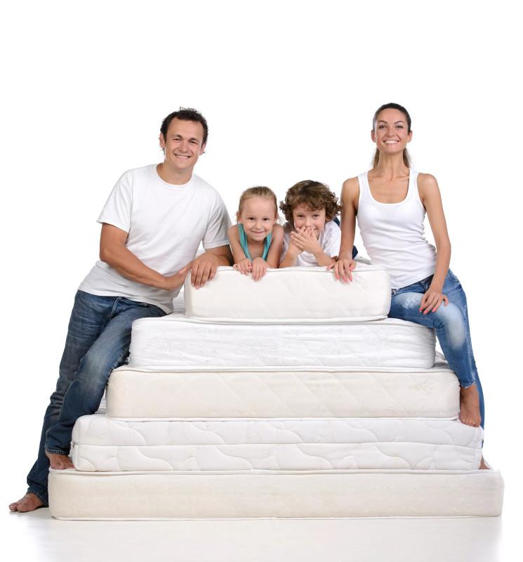 Семейный матрас по индивидуальным размерам
