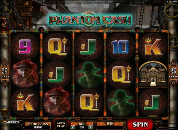 Phantom Cash слот