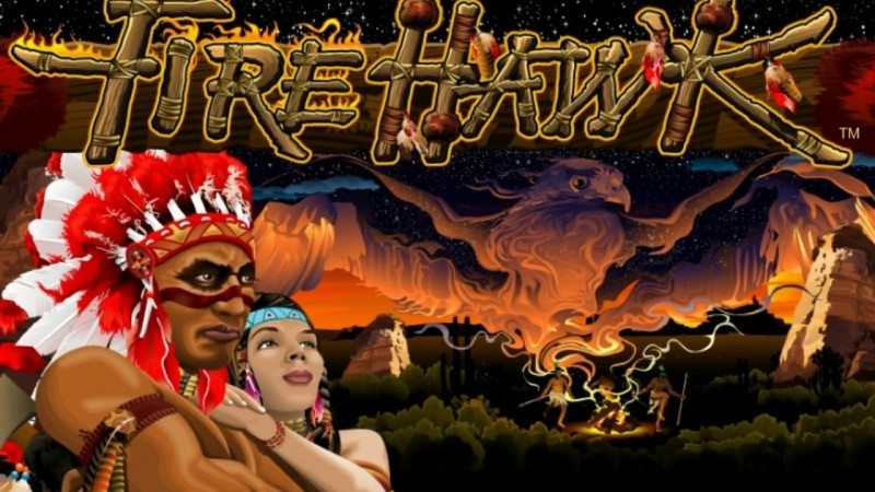 Fire Hawk слот