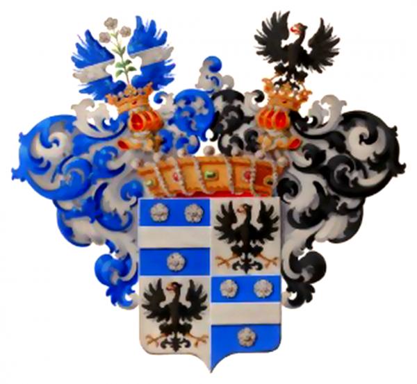 Герб рода де Боде