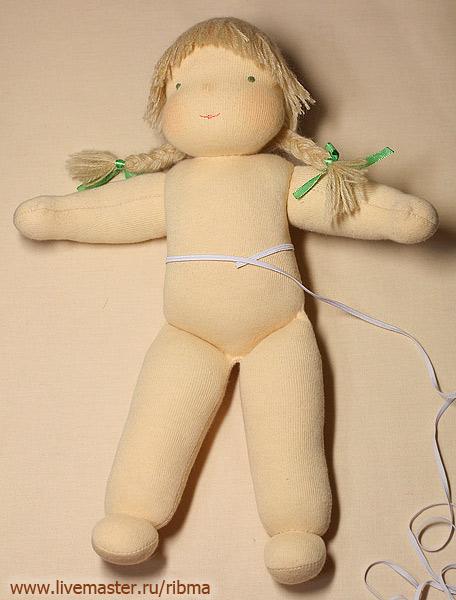 Платья для вальдорфской куклы выкройка