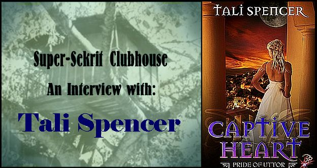 An Interview with Tali Spencer