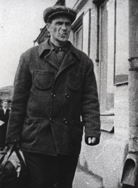 Варлам Шаламов в объективе КГБ