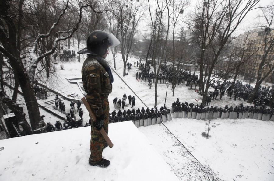 Охотники на снегу 2